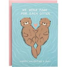 made for each otter a6 card paper source