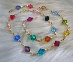 swarovski gold necklace crystals images Swarovski crystal necklace 14k gold s end 2 4 2018 8 43 pm jpg