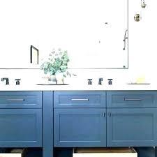 Navy Blue Bathroom Vanity Blue Vanity Paint Bathroom Vanity Blue Bathroom Challenge
