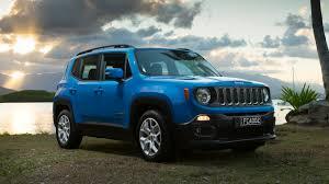 jeep renegade sierra blue 2015 jeep renegade review australian launch caradvice