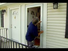 How To Hang An Exterior Door Not Prehung How To Install A New Door In An Opening This House