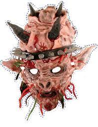 Printable Halloween Mask by Printable Halloween Masks U2026metal Style The Kosher Metal Blog