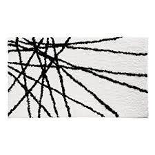 White Accent Rug Amazon Com Interdesign Microfiber Abstract Bathroom Shower Accent