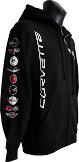 corvette hoodie corvette hoodie 2017 us car and nascar fashion