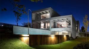 concrete contemporary home plans home plans