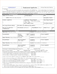 Blank Resume Forms To Fill Out Fill Out A Job Resume How To Fill Out Application For Employment