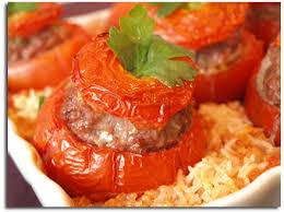cuisiner chair à saucisse tomates farcies à la chair à saucisses cookismo recettes
