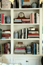 How To Style A Bookcase Even If You Don T Read Interiors