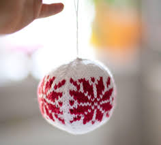 christmas decorations christmas balls knit balls knit