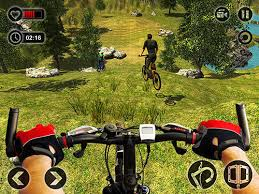 bike app android uphill offroad bicycle rider for android free uphill