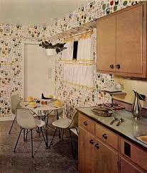 Retro Kitchens 163 Best Kitchen Images On Pinterest Retro Kitchens Dream
