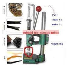 keratin prebonded hair extension machine nail hair machine buy