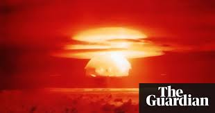 jobs for environmental journalists in tsar bomb atoll nuclear test 60 years later and islands still