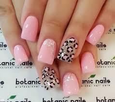 chely cheetah nails acrylic nails cheetah print nail art
