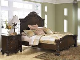 North Shore Canopy King Bed by Shore Panel Bedroom Set