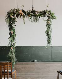 wedding backdrop greenery greenery wedding chandeliers whimsical to wedding