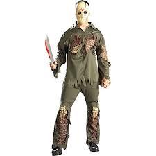 Jason Halloween Costume Kids Jason Voorhees Costume Amazon