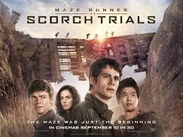 Maze Runner Maze Runner The Scorch Trials On Netflix Ireportdaily