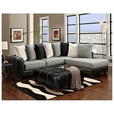 Leather Sofa With Pillows by Furniture U0026 Accessories Contemporary Design Of Accent Pillows For