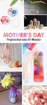 9 mother u0027s day diy projects your kids can make in under 10 minutes