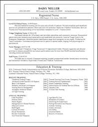 registered resume exles entry level resume exles new registered resume sle with