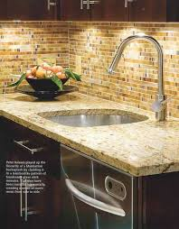 yellow kitchen backsplash ideas 41 best kitchens w cabinets images on