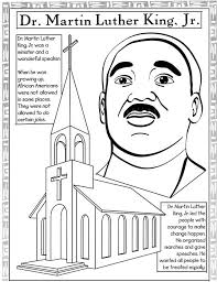 martin luther king coloring pages coloring pages print