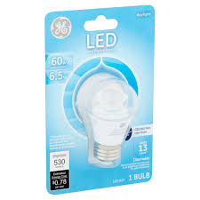 ge led daylight a15 bulb 6 5w walmart com