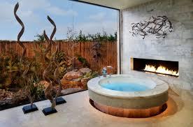 Round Bathtub Bathroom Designs With Round Bathtubs