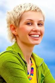 Kurzhaarfrisuren Blond Bilder by Pin By Becci Schnecki On Kurzhaarfrisur Bald