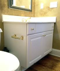 entrancing 10 how to paint melamine bathroom cabinets inspiration