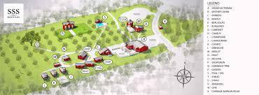 Map Of Napa Triple S Ranch Napa Calistoga Boutique Resort