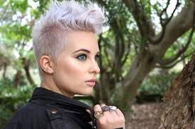 very short pixie hairstyle with saved sides 2017 short pixie haircuts new haircuts to try for 2018 hairstyles