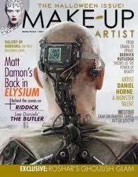 magazines for makeup artists make up artist magazine issue no 27 make up artisty