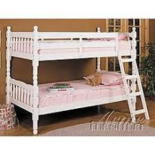 Linon Bunk Bed Linon Home Decor Products Size Convertible Bunk Bed In Honey