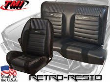 mustang seats ebay tmi car and truck seats ebay