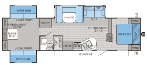 Rv House Plans by 28 Bunk Bed Rv Floor Plans Rv Floor Plans With Bunk Beds Rv
