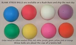 stress balls foam balls blank balls promostressballs