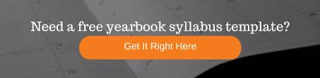 make your own yearbook here s a free yearbook syllabus and tips for your own