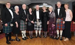 tartan twinning shotts highland games association highland ball