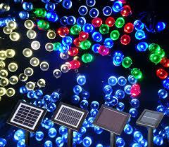 solar christmas lights outdoor christmas lights decoration