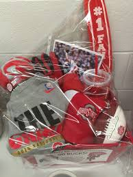 ohio gift baskets school fundraiser gift basket ideas home plate easy seasonal