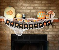 Halloween Banner by Diy Halloween Banner Ideas For Your Mantle Fiskars