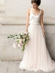 casual wedding dresses for the minimalist intimate weddings