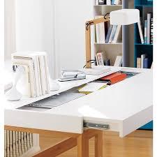 bureau de m hode sliding desktop table by manuel saez desks monitor and store