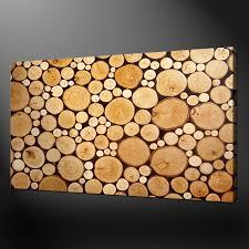 noble wood logs box canvas print wall art design free n wall art