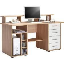 Schreibtisch Walnuss Schreibtisch Walnuss Weiss Ehausdesign Co