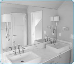 Glass Mirrors For Bathrooms Clifton Park Glass Mirrors Custom Bathroom Mirrors