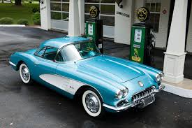 1959 corvette convertible car of the week 1959 chevrolet corvette cars weekly