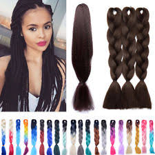 toyokalon hair for braiding ny kanekalon hair ebay